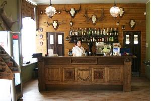 Hotel Metsis Hunting Hall – Bar