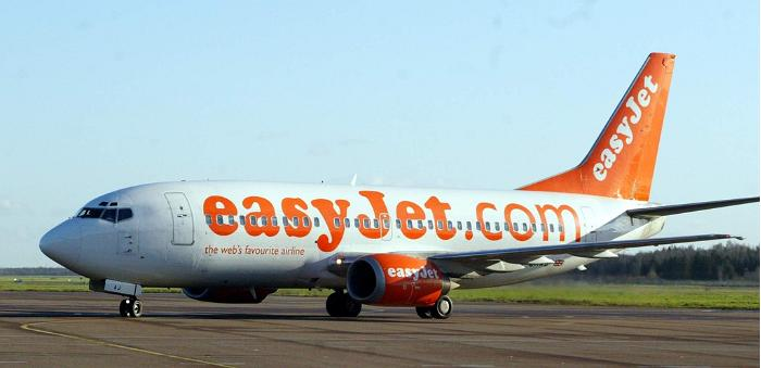 New easyJet route takes off