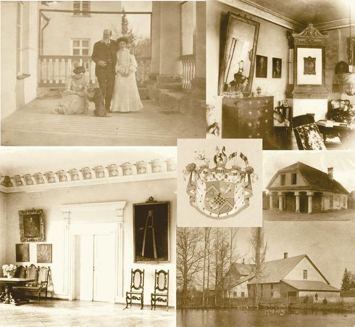Kolga Manor in its heyday