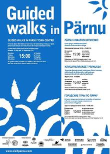 Pärnu city excursions