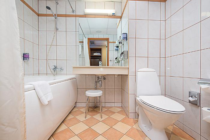 Classic room's bathroom
