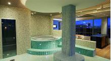City Hotel Portus - private sauna