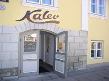 Kalevs chocolaterie i Kuressaare