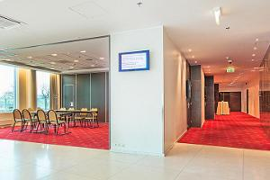 The conference centre at Park Inn by Radisson Meriton Conference & Spa Hotel Tallinn