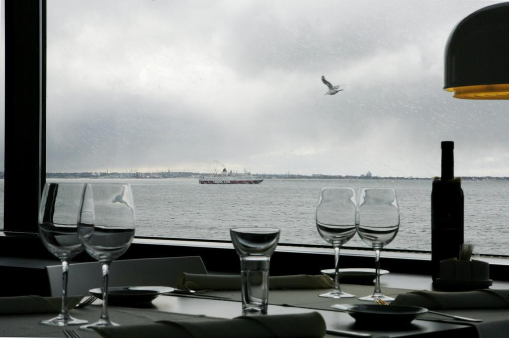 Regatta & Seaside Lounge – View of the sea