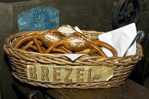 """Beer House"" bretzel"