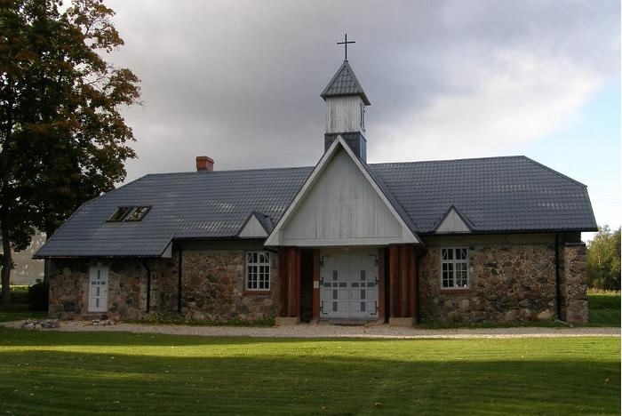 Karula Maarja (St Mary's) Church