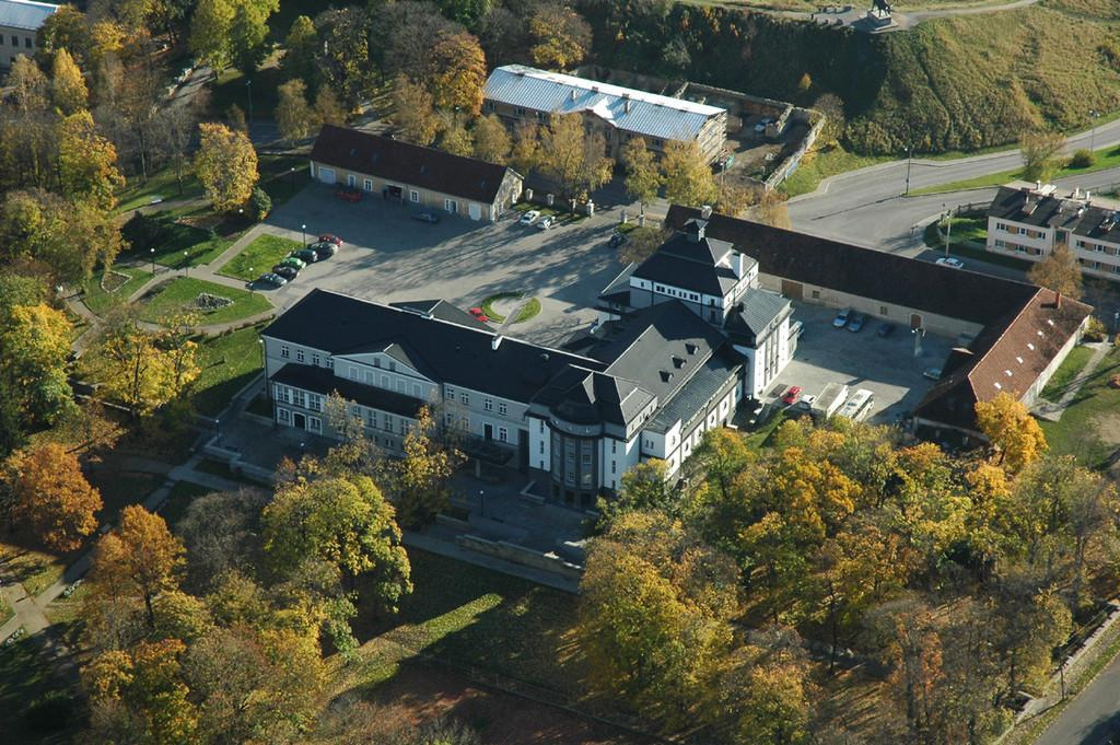 Rakvere manor and manor park