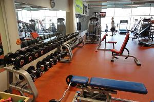 Kimberi Club sports hall gym