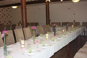 Party and seminar room