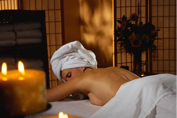 Treatment at Georg Ots Spa Hotel