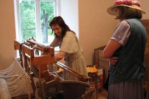 Olustvere wool and handicraft workshop