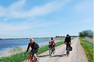 Discovering Pärnu County on a bicycle