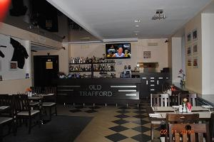 Restaurang Old Trafford