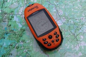 Maps and GPS to guide you