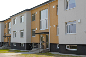 Hiiumaa Vocational School Dormitory