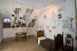 University of Tartu Art Museum: student lock-up