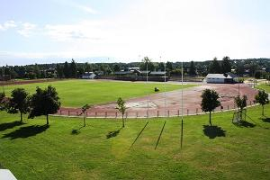 Haapsalu Sports Hall and Stadium