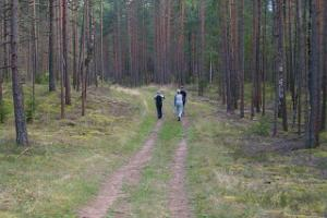 Pannjärve health and sports centre – Nordic walking