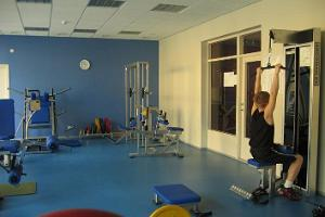 Gym in the Sports Hall