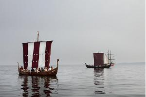 Käsmu Viking Ship Aimar