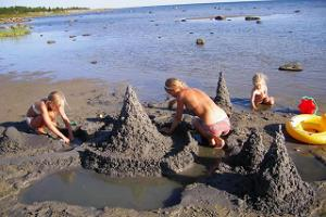 You can have an excellent beach holiday in Pärnu County