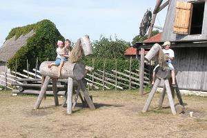 Saaremaa tour for families with children