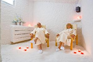 Spa Laine, salt chamber