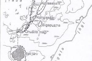 By bog from Simisalu to Matsimäe