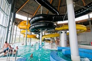Tervise Paradiis, Water park