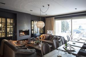 Lounge of the Frost Boutique Hotel