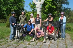 Educational bicycle tours on the beautiful Sõrve peninsula