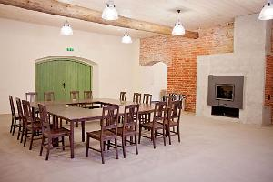 Eistvere manor seminar rooms