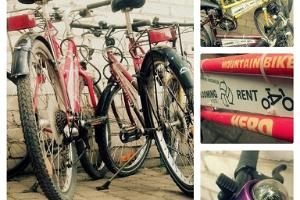 Bicycle hire