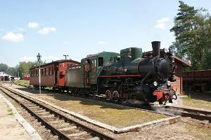 Estonian Museum Railway at Lavassaare