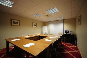Meeting room at Hotel Bern