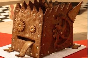Gingerbread Mania- gingerbread art and design exhibition