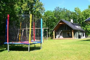 Lehtla Holiday Home is child-friendly