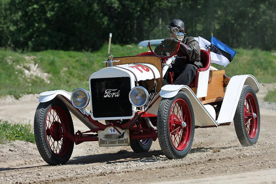 Laitse Rally Park Old Cars Estonia - All old cars