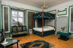 Saue manor - bedroom of the Lady of the Manor/Suite