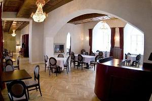 Restaurant at the Koluvere Castle
