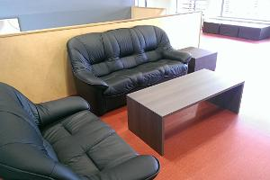 Lounge on the first floor