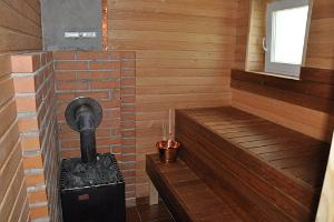 Muratsi Holiday Home sauna