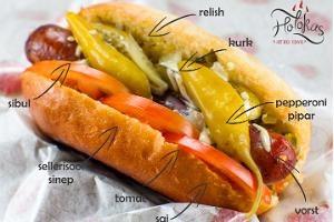 "Hot Dog Café ""Hotokas"""