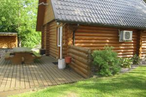 Smoke sauna of Seedri Holiday House