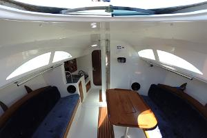 Cabin in yacht MeriOn