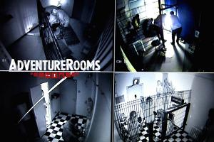 Gripping adventure game Adventure Rooms in Tallinn