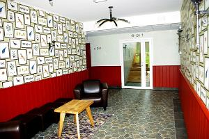 Lobby of the Ale-Sepa Holiday Home