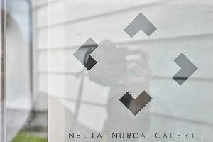 Logo of the Nelja Nurga Gallery