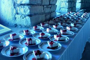 Catering at Ajakeskus Wittenstein